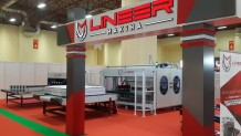 Lineer Makina Fuar Stand